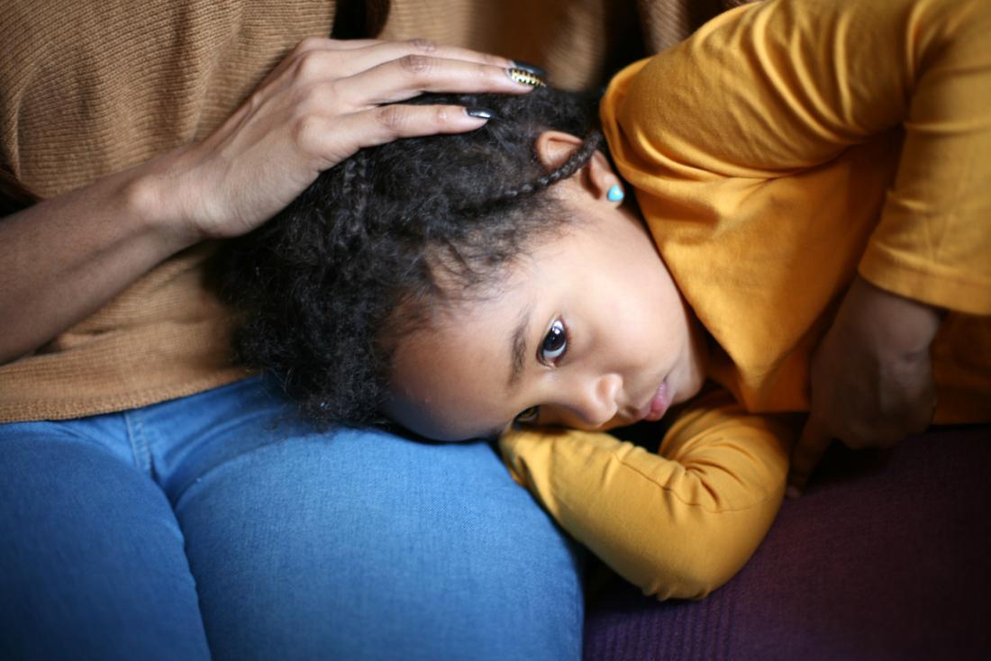 Insomnia: Like mother, like child?